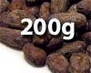Raw Cocoa Beans - Vanuatu - 0.2kg