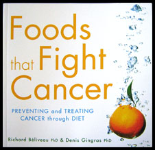 Book review: Foods That Fight Cancer